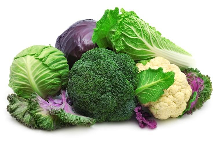 Một số loại rau có thể hỗ trợ giảm mụn trứng cá