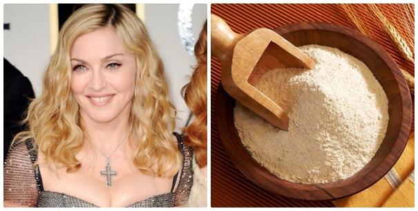 Phương pháp trị mụn hiệu quả từ bột gạo của Madona