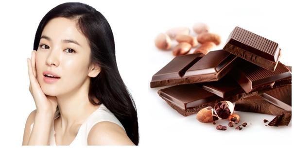 Song Hye Kyo nói không với socola, đồ ăn vặt