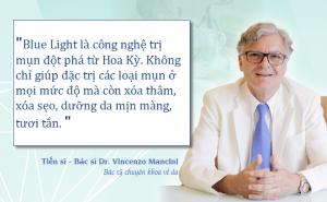 Bác sĩ Hoa Kỳ khẳng định Acne Plus có thể trị mụn tận gốc, không tái phát