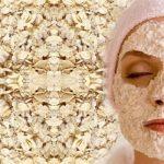 Mặt nạ yến mạch giúp loại bỏ từng loại mụn, cho da sáng mịn tự nhiên