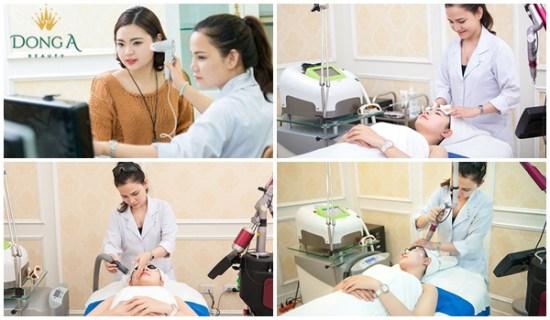 Quy trình điều trị mụn bọc theo chuẩn của Bộ Y tế