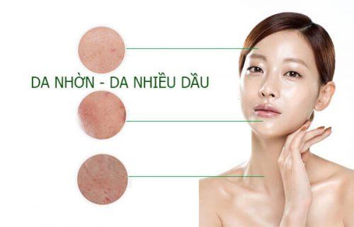 Cách chăm sóc da mụn đúng cách dành cho da nhờn