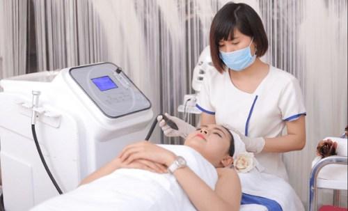 quy trình trị mụn acne remove