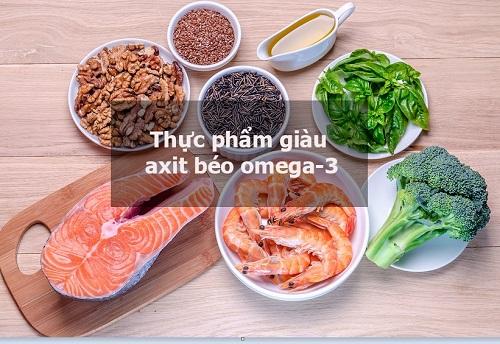 Thực phẩm giàu Omega-3 là thứ không thể bỏ qua để làm đẹp cho da