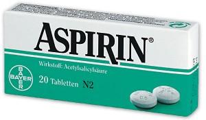 Aspirin – Thuốc kháng sinh trị mụn trứng cá hiệu quả nhất?