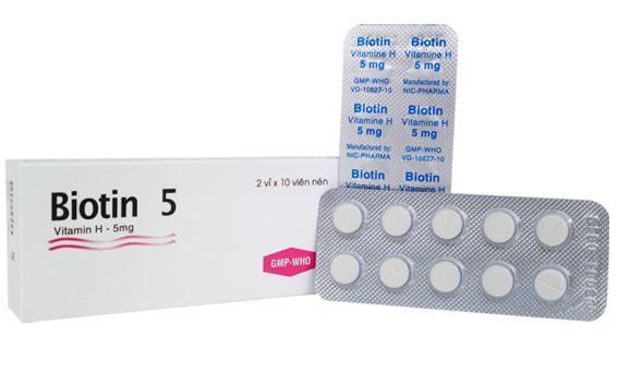 Sử dụng Biotin trị mụn liệu có hiệu quả thực sự ảnh 1
