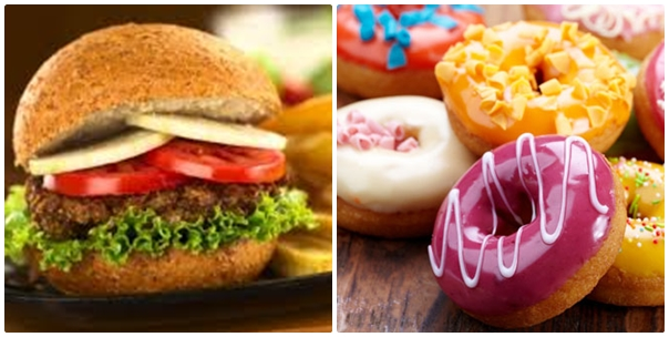 Cần loại bỏ các đồ ăn vặt để tránh việc xuất hiện mụn