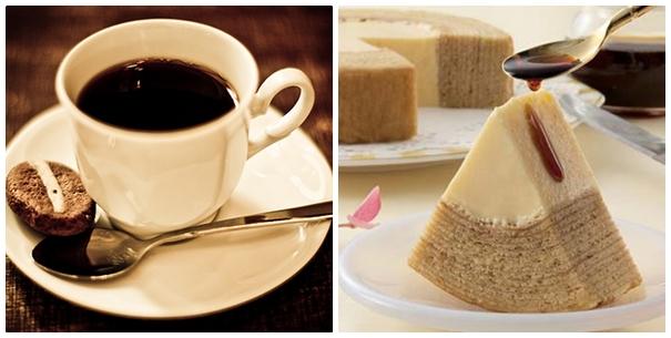Cách trị mụn ở má bằng cách hạn chế đồ ngọt, thức ăn có tính axit như cà phê