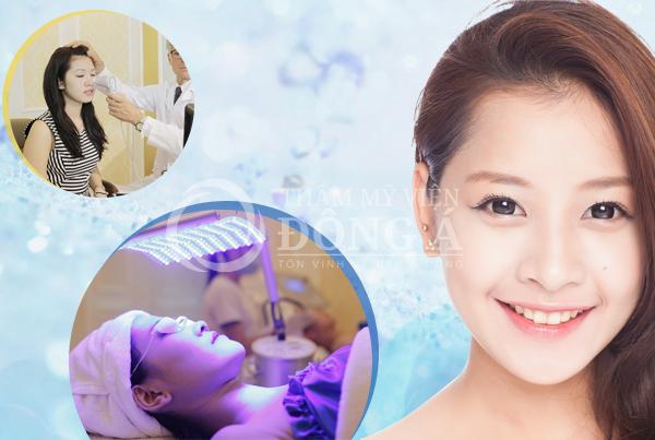 Cách chữa trị mụn bọc hiệu quả nhất là công nghệ Blue Light