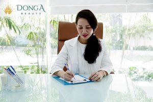 Hướng dẫn chăm sóc da tại nhà sau điều trị mụn