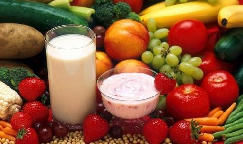 Da mặt mụn và thâm nên ăn gì và không nên ăn gì?