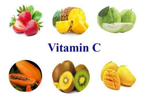 Hạn chế mụn nhờ thức ăn giàu vitamin C
